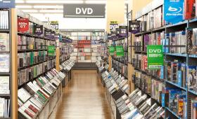 DVD/Blu-rayコーナー