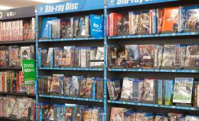 Blu-rayコーナー