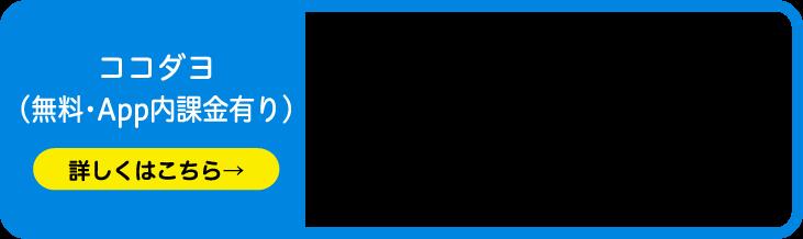ココダヨ(無料・App内課金有り)家族の安心安全をサポートする、世界初の防災スマートフォンアプリです。緊急地震速報などの警報をトリガーとして、家族や大切な人の災害発生直前の居場所を自動的に通知するとともに、どこにいても安否情報を共有できます。
